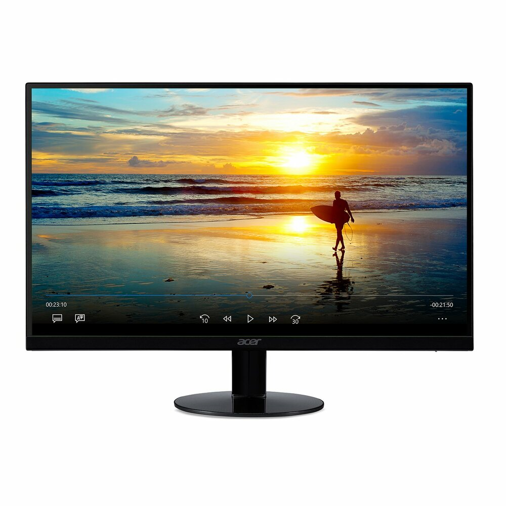 "Acer 21.5"" Widescreen LCD Monitor Display Full HD 1920 x 1080 4ms | SB220Q | Scratch & Dent"