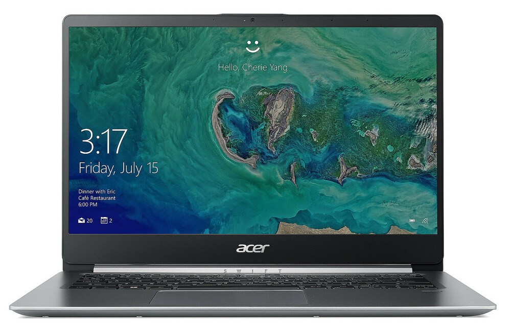 Acer Swift 1 - Laptop Intel Celeron N4000 1.10GHz 4GB Ram 64GB Flash Windows 10 S | SF114-32-C225