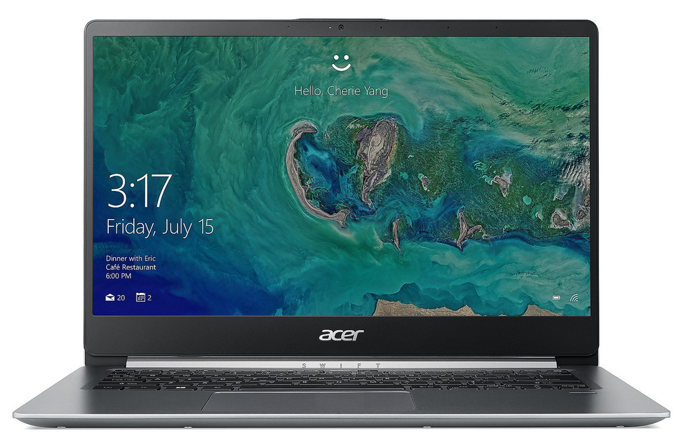 Acer Swift 1 - Laptop Intel Celeron N4000 1.10GHz 4GB Ram 64GB Flash Windows 10 S | SF114-32-C225
