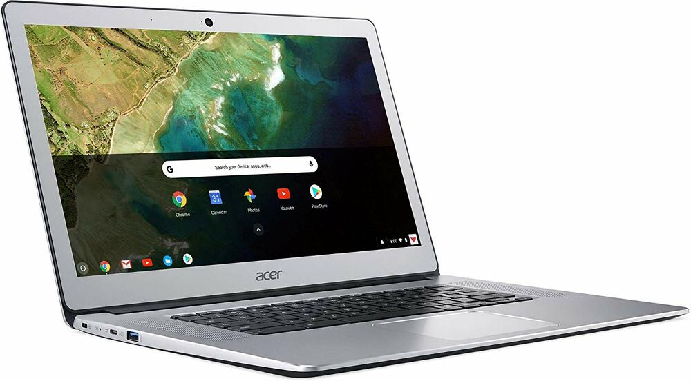 "Acer Chromebook 15 CB315 - 15.6"" Intel Celeron N3450 1.1GHz 4GB Ram 32GB Flash Chrome OS 
