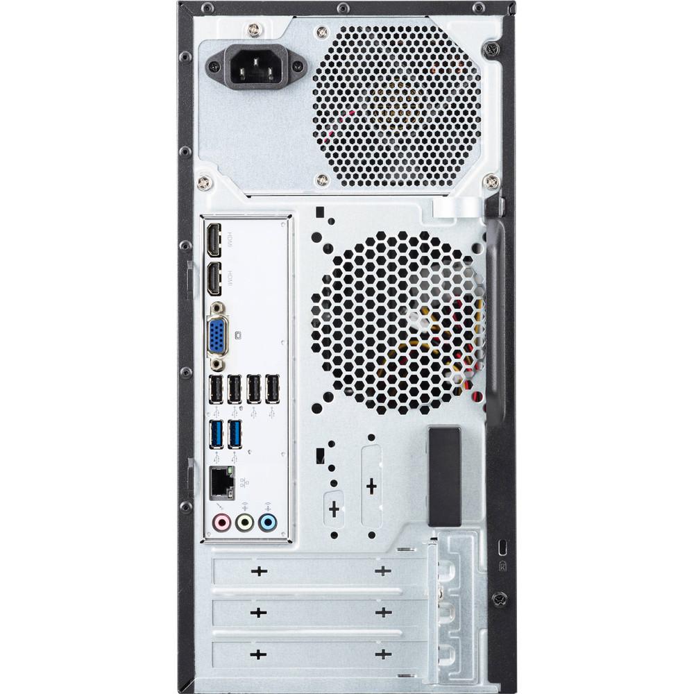 Acer Aspire TC Desktop Intel i3-8100 3.60GHz 8GB Ram 1TB HDD Windows 10 Home   TC-885-ACCFLi3