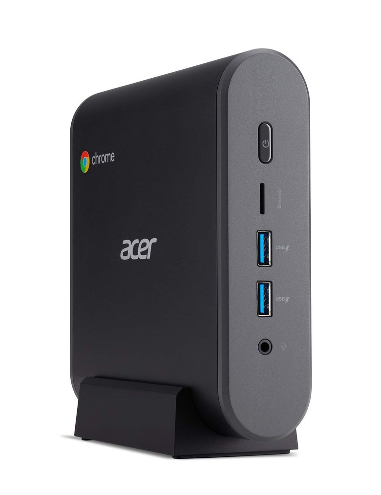 Acer Chromebox CXI3 Intel i3-7130U 2.70GHz 8GB Ram 64GB SSD Chrome OS | CXI3-I38GKM