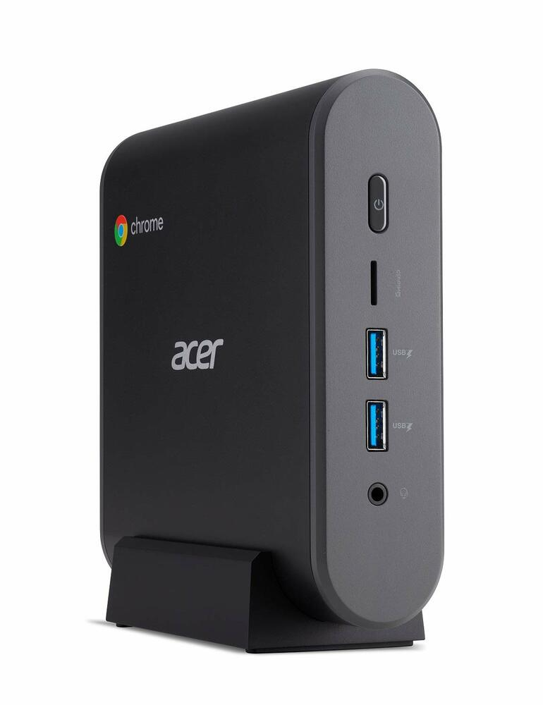 Acer Chromebox CXI3 Intel i3-7130U 2.70GHz 8GB Ram 64GB SSD Chrome OS | CXI3-I38GKM