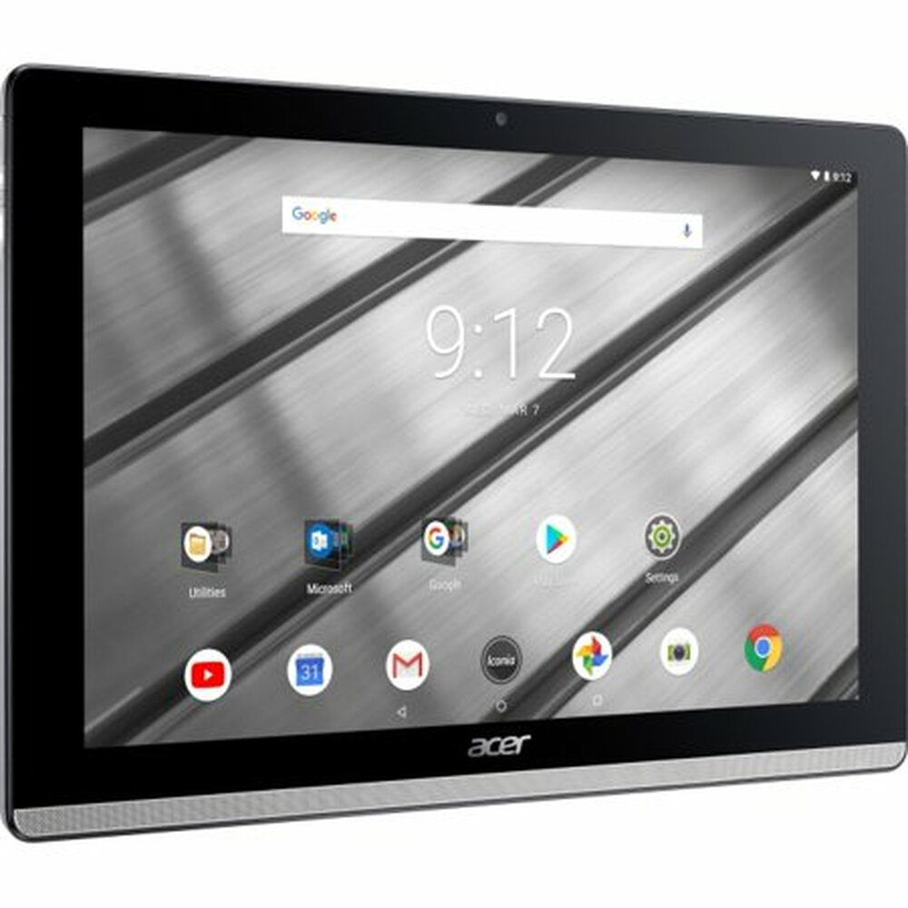 """Acer Iconia One 10 - 10.1"""" Tablet MediaTek MT8167B 1.3GHz 2GB Ram 32GB HDD Android 8.1 Oreo 