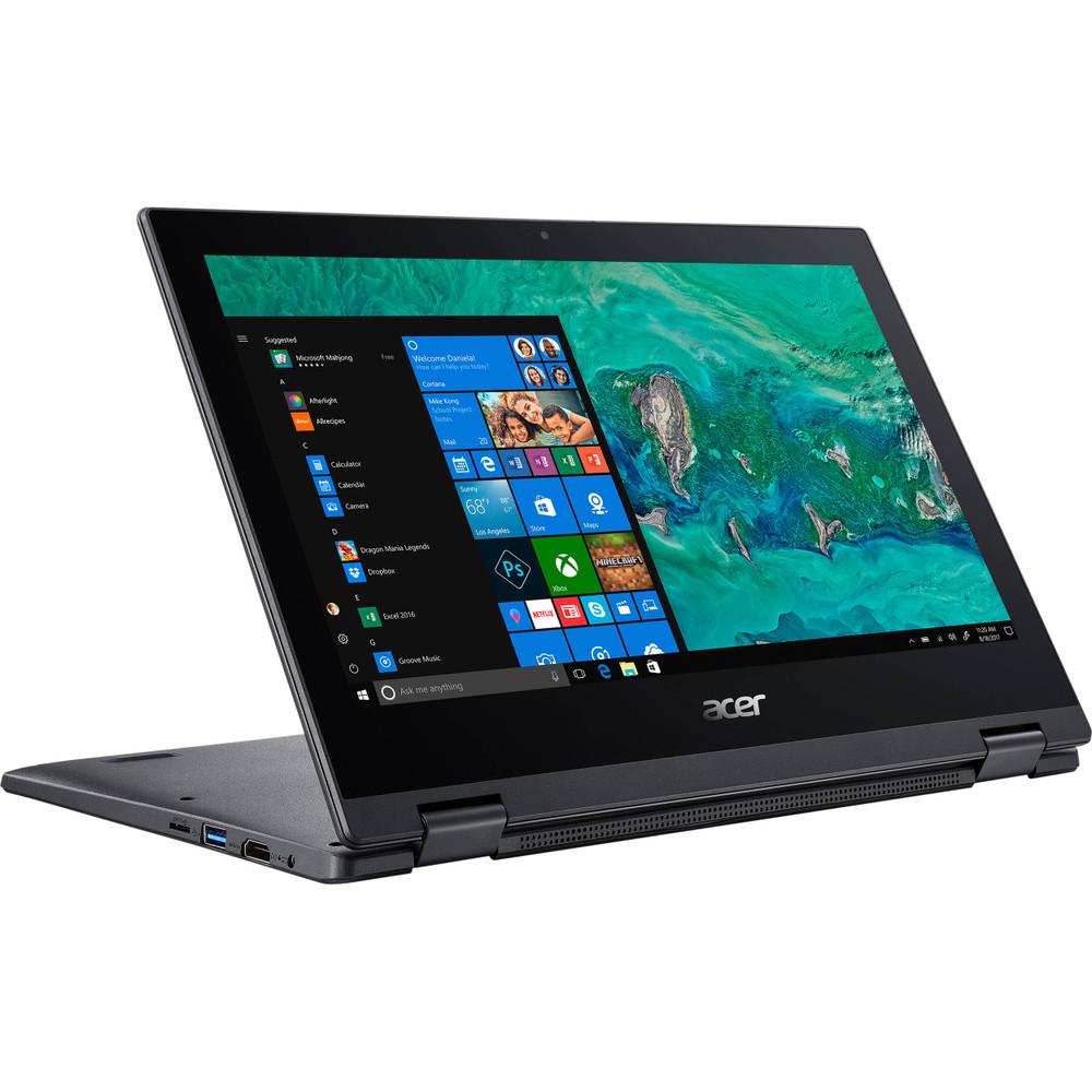 "Acer Spin 1 - 11.6"" Laptop Intel Pentium N4200 1.10GHz 4GB RAM 64GB Flash Windows 10 S   SP111-33-C6UV"