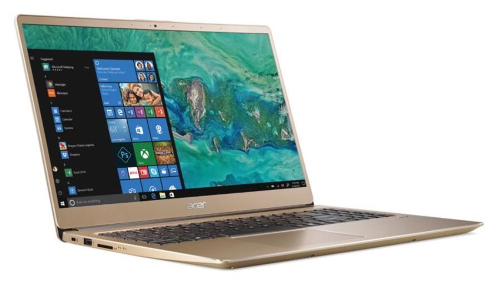 "Acer Swift 3 - 15.6"" Laptop Intel Core i7-8550U 1.80GHz 8GB RAM 256GB SSD Windows 10 Home  | SF315-52-81HD"