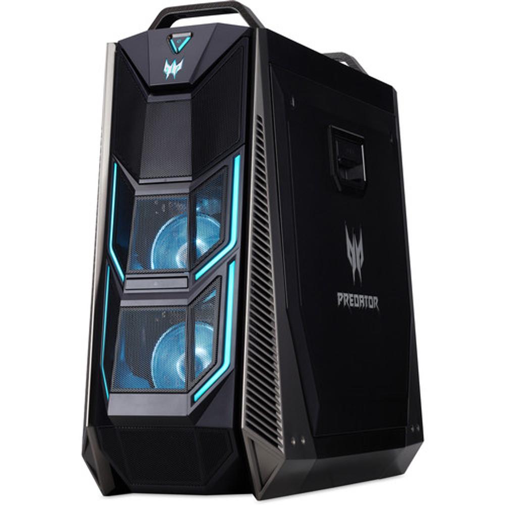 Acer Predator Orion 9000 - Gaming Desktop Intel Core i9-7980XE Octadeca-core 2.60GHz - 2 x NVIDIA GeForce GTX 1080Ti 11GB - 128GB RAM 2TB HDD 512GB SSD Windows 10 Home    PO9-900-I9KHCFF
