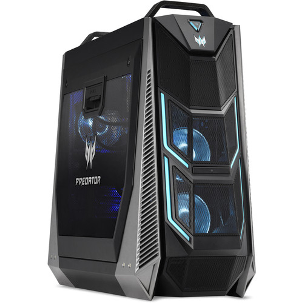 Acer Predator Orion 9000 - Gaming Desktop Intel Core i9-7980XE Octadeca-core 2.60GHz - 2 x NVIDIA GeForce GTX 1080Ti 11GB - 128GB RAM 2TB HDD 512GB SSD Windows 10 Home  | PO9-900-I9KHCFF
