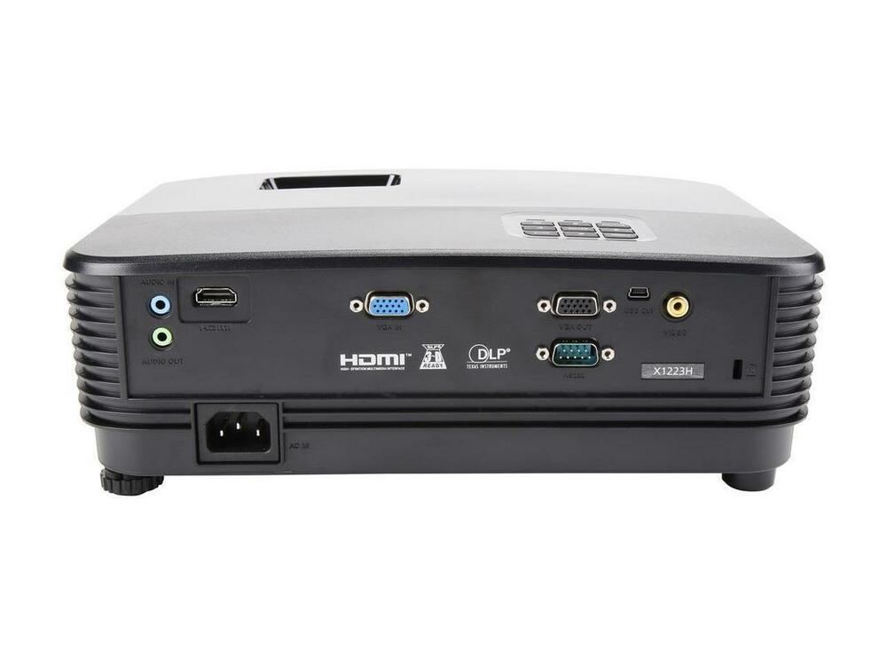 Acer Essential Projector 1920 x 1200 WUXGA 3600 lm 20000:1 Contrast ratio | X1223H