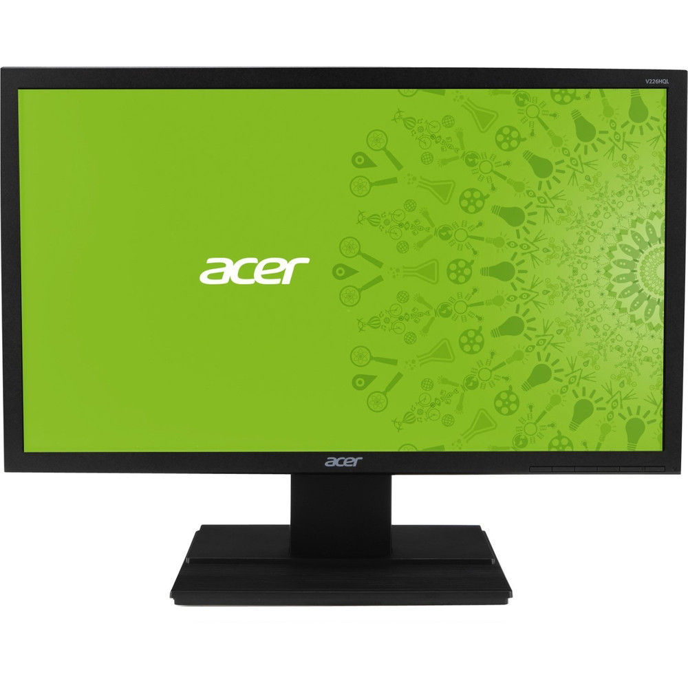 "Acer V6 - 21.5"" LED Widescreen LCD Monitor Display Full HD 1920 X 1080 5ms Twisted Nematic Film (TN Film) 