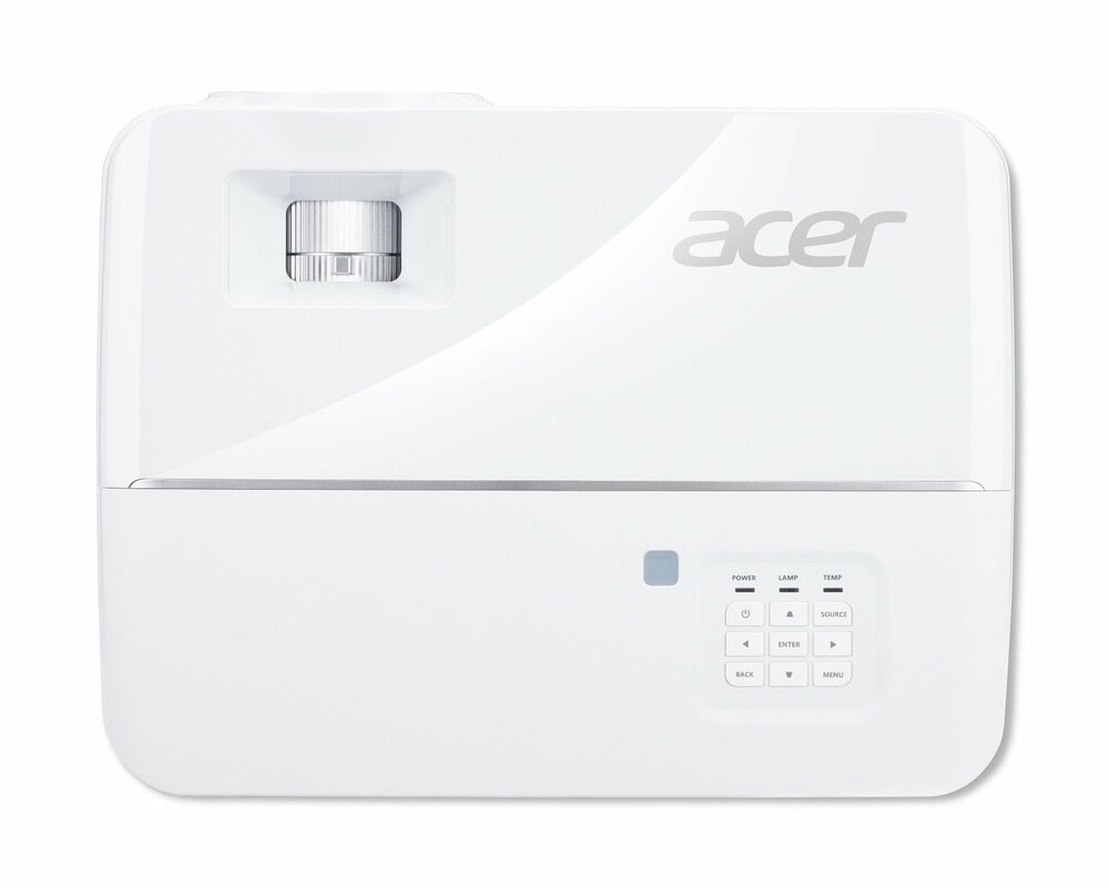Acer Home Projector 1920 x 1200 Full HD 3500 lm 10000:1 Contrast Ratio | H6810