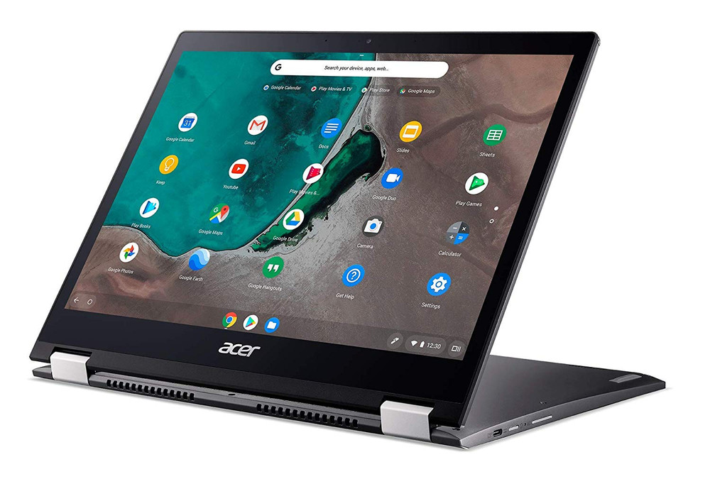 "Acer 13.5"" Chromebook Spin 13 Intel i5-8250U 1.60GHz 8GB Ram 128GB Flash Chrome OS 