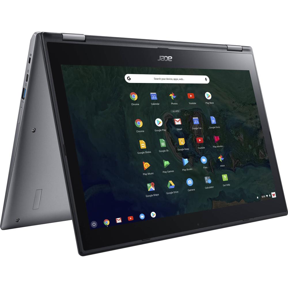 "Acer Chromebook Spin 15 - 15.6"" Touchscreen Chromebook Intel Pentium 1.10 GHz 4GB Ram 32GB Flash Memory Chrome OS 