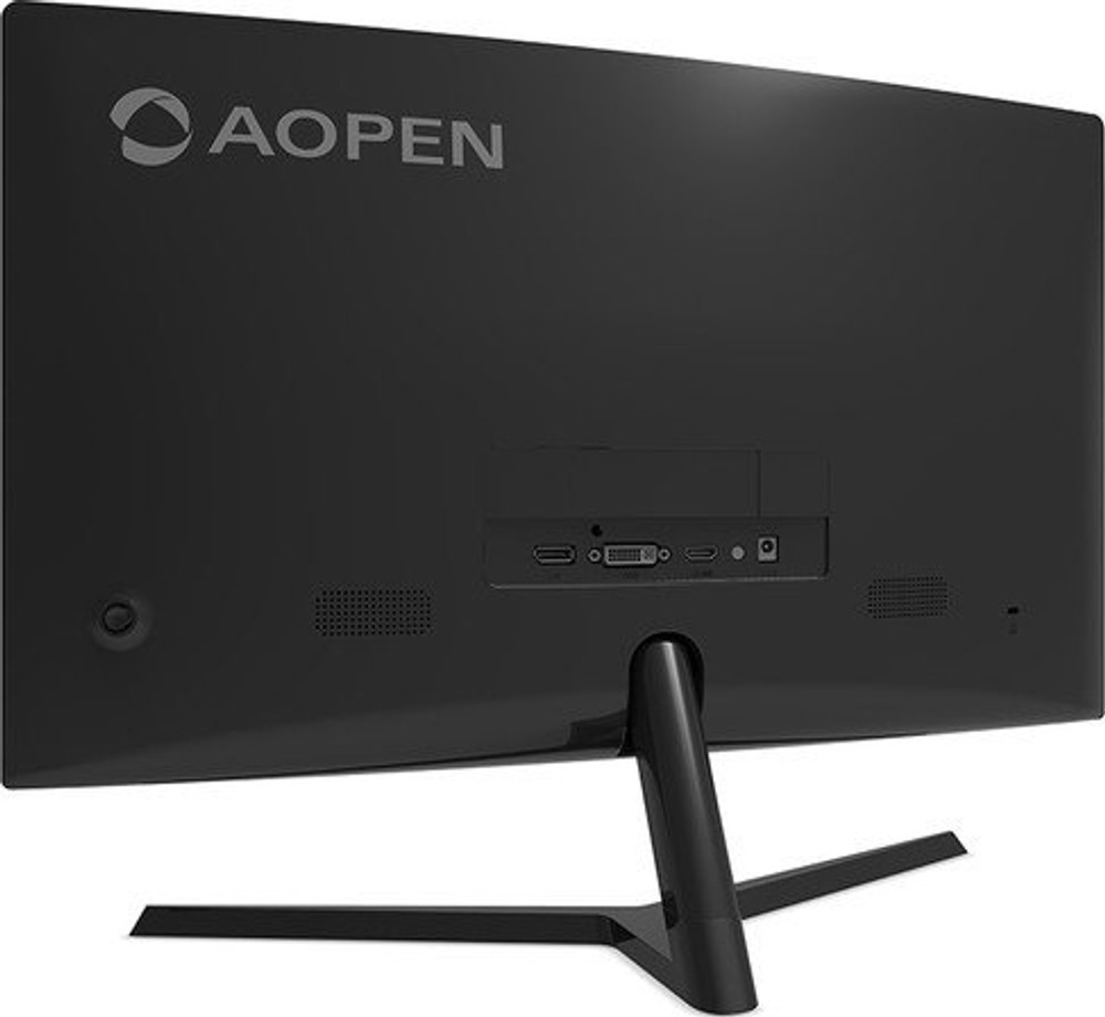 """AOPEN Gaming Series - 23.6"""" Curved LED Widescreen LCD Monitor Full HD 1920 x 1080 4ms 144Hz  
