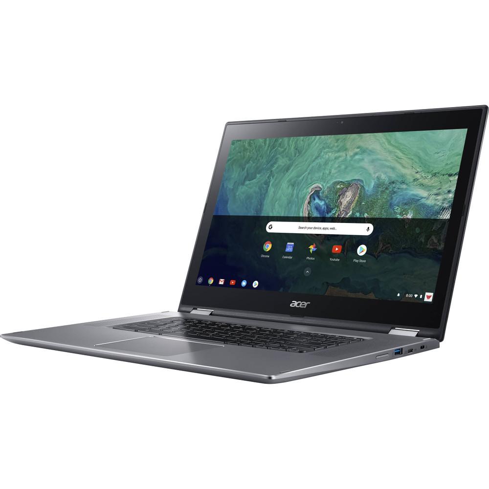 "Acer Spin 15 - 15"" Chromebook Intel Pentium N4200 1.10 GHz 4GB Ram 32GB Flash Chrome OS | CP315-1H-P8QY | Scratch & Dent"