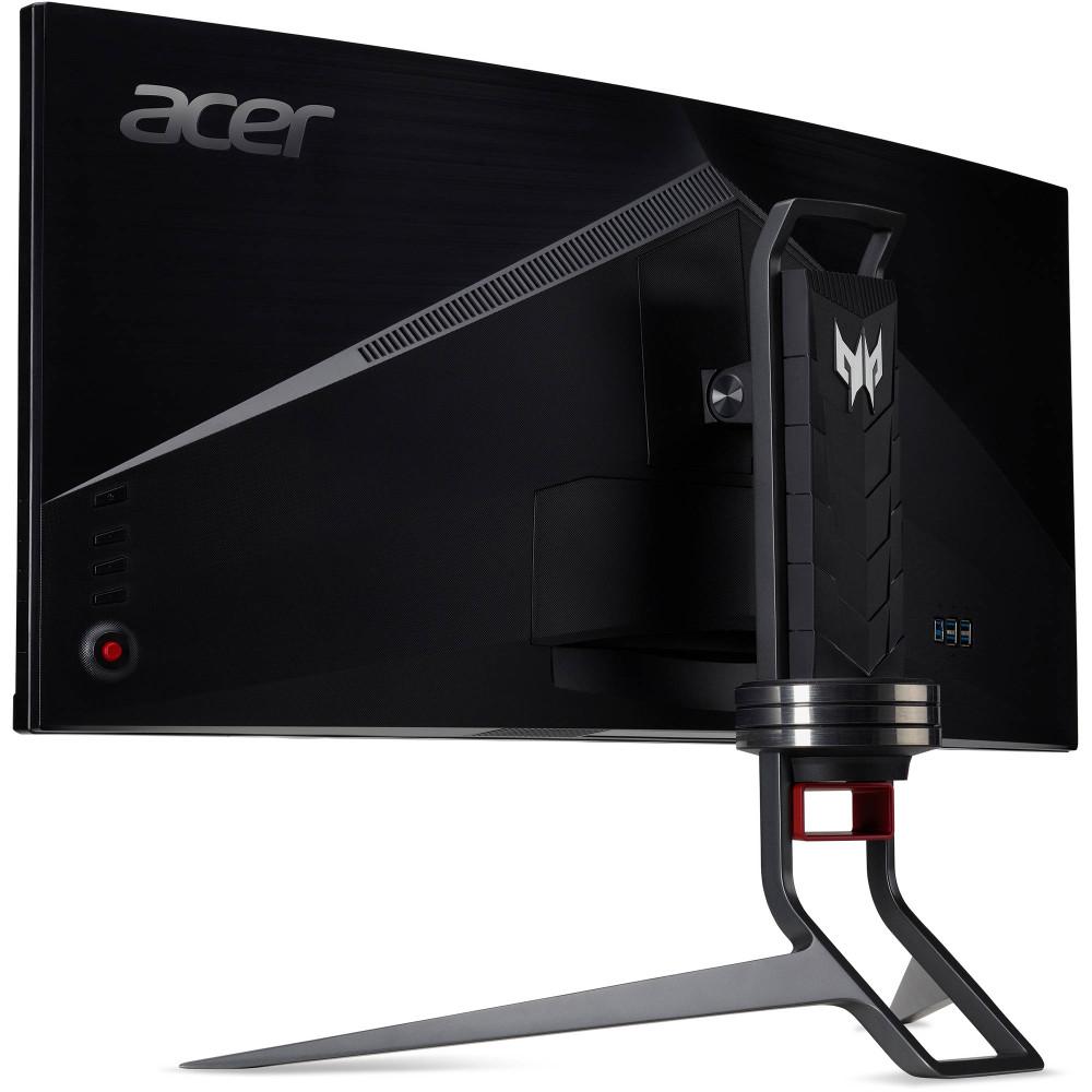"Acer Predator X34 - 34""  LCD Monitor 21:9 Display UW-QHD (3440 x 1440) 4 Ms 100 Hz   X34 Pbmiphzx   Scratch & Dent"
