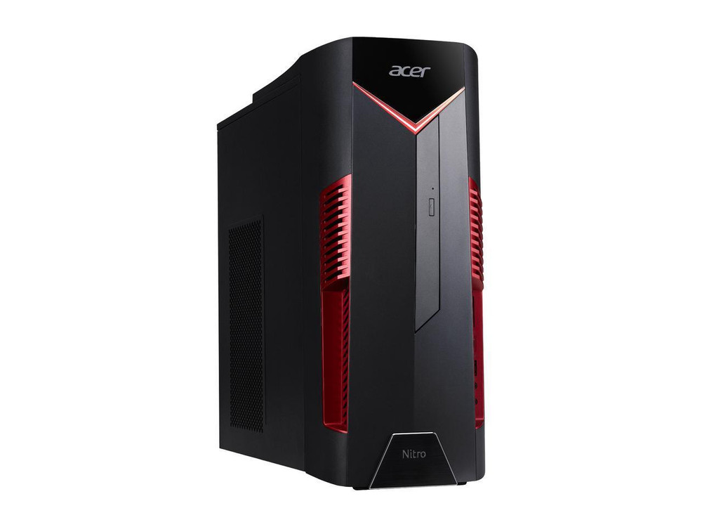 Acer Nitro 50 - Desktop Intel i5-8400 2.80GHz 8GB Ram 256GB SSD Windows 10 Home | N50-600-UR13