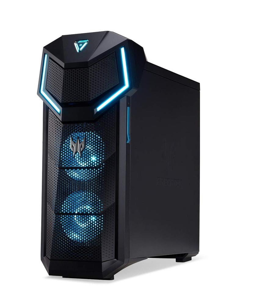 Acer Predator Orion 5000 Desktop Intel i5-8600K 3.60GHz - NVIDIA GeForce GTX 1070 8GB - 16GB Ram 512GB SSD Win 10 Home | PO5-610-UR12