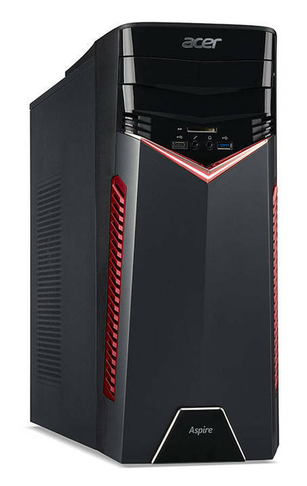 Acer Aspire GX - Desktop Intel i5-7400 3GHz 8GB Ram 2TB HDD Windows 10 Home | GX-785-BK01