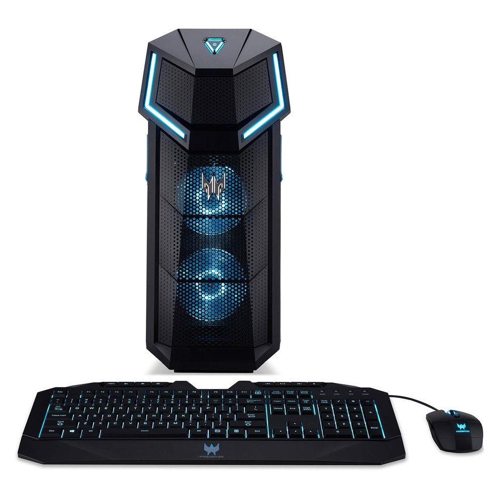 Acer Predator Orion 5000 Desktop Intel i7-8700K 3.70GHz - NVIDIA GeForce GTX 1080 8GB - 16GB Ram 512GB SSD Windows  10 Home | PO5-610-UR14