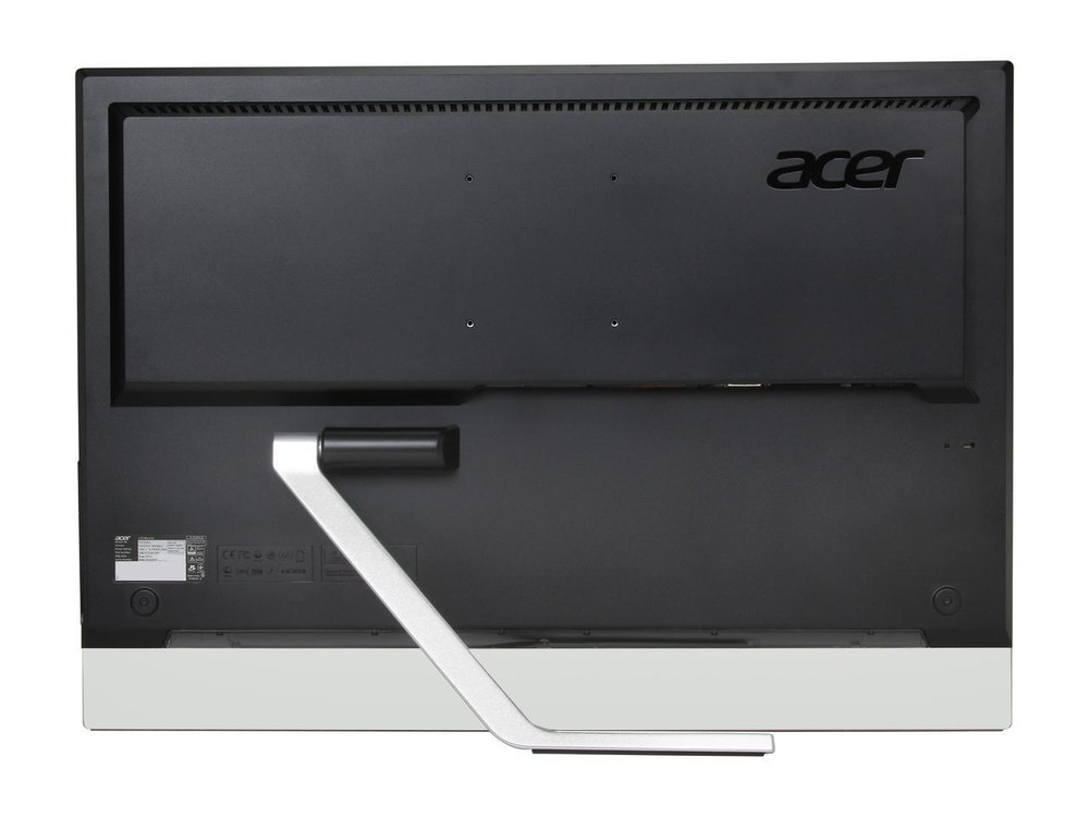 "Acer T2 - 27"" LED Widescreen LCD Monitor WQHD 2560x1440 5ms Advanced Hyper Viewing Angle (AHVA) 