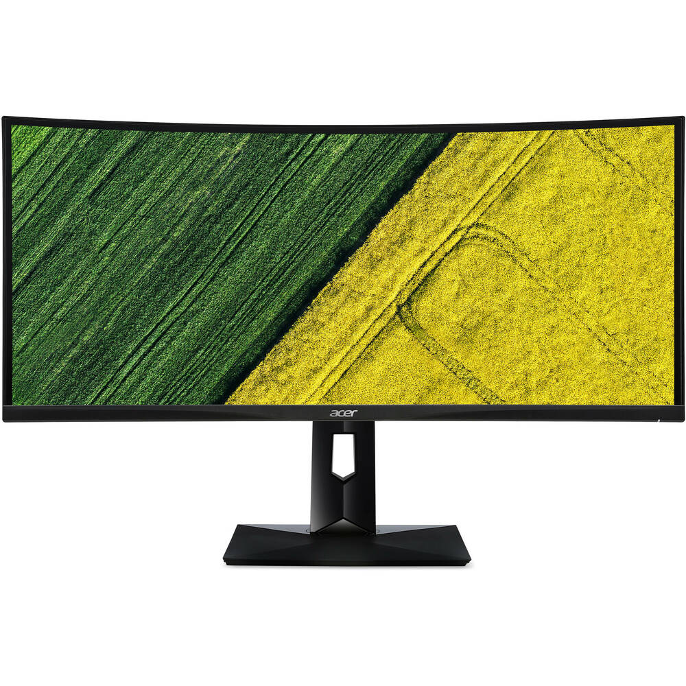 "Acer CZ0 34"" Ultra Wide LED Monitor Display 3440 x 1440 5ms 100Hz 
