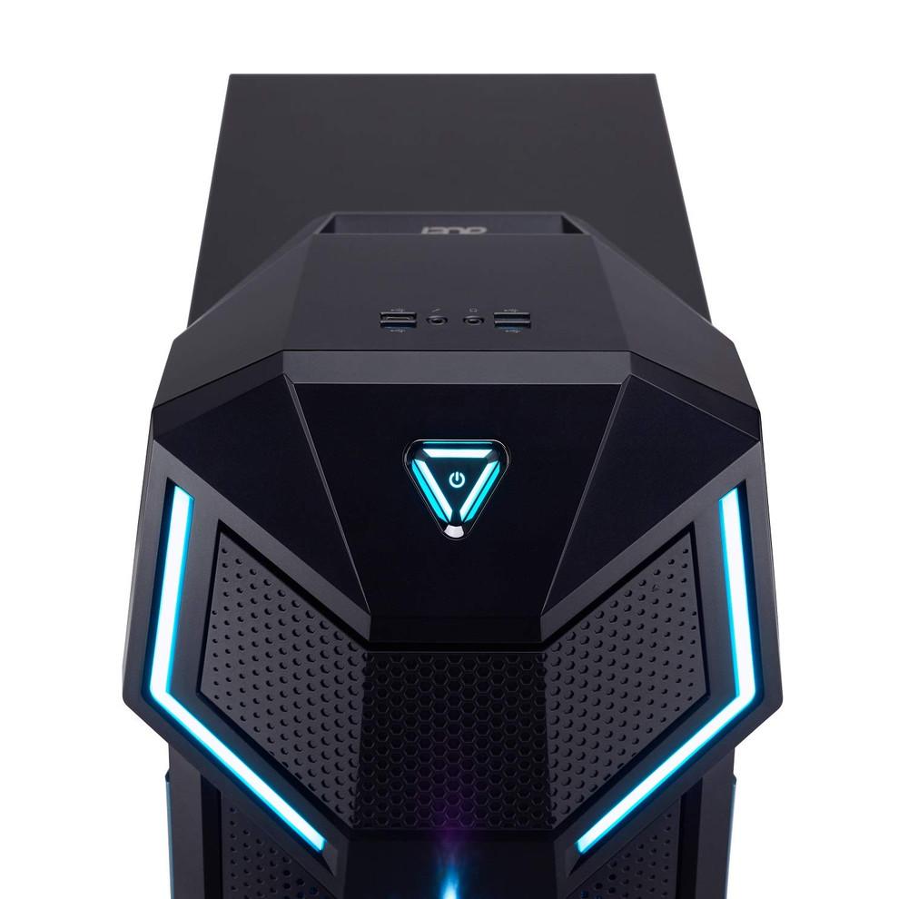 Acer Predator Orion 5000 Desktop - NVIDIA GeForce GTX 1060 - Intel Core i7-8700K 3.60GHz 16GB Ram 256GB SSD Windows 10 Home | PO5-610