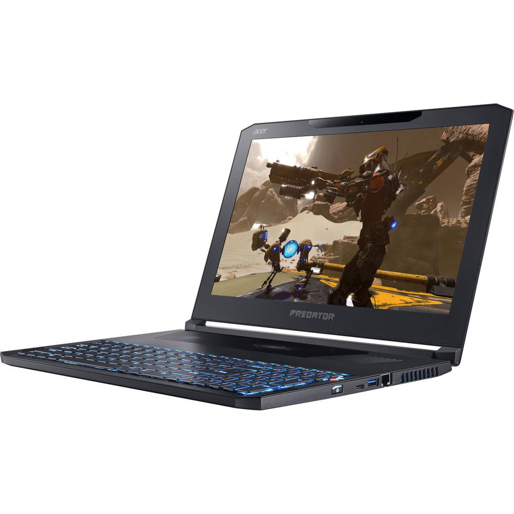 "Acer Predator Triton 700 - 15.6"" Laptop Intel Core i7-7700HQ 2.80GHz - NVIDIA GeForce GTX 1080 - 32GB Ram 512GB SSD Windows 10 Home   PT715-51-71W9   New Open Box"