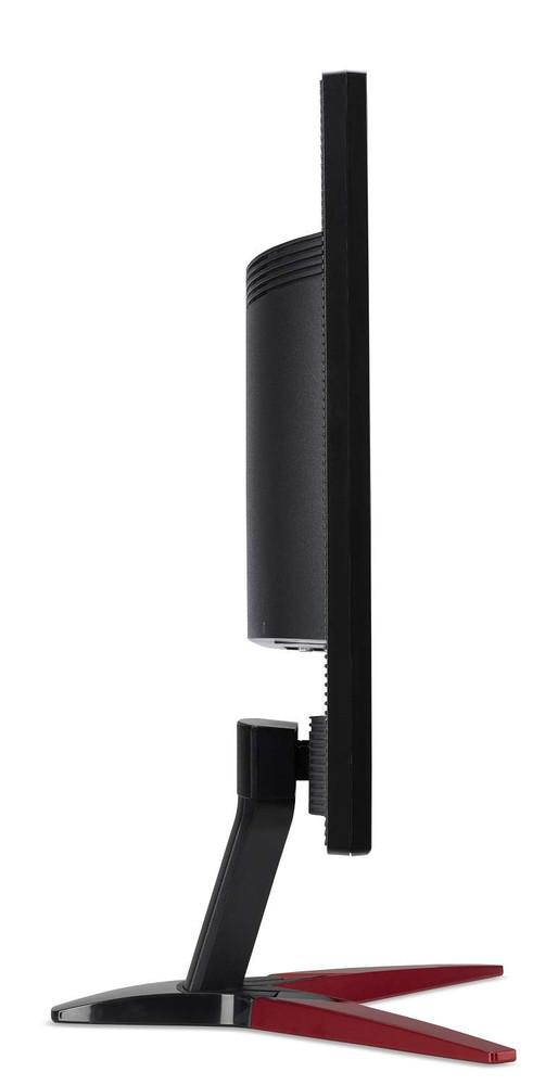"Acer KG1 - 23.6"" Widescreen LCD Monitor Full HD 1920x1080 1ms GTG 144 Hz 300 Nit AMD FreeSync Twisted Nematic Film (TN Film) | KG241Q Pbiip"