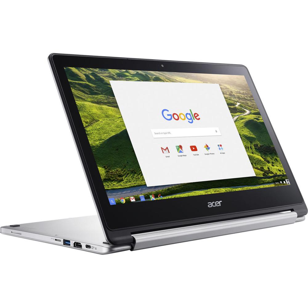 "Acer Chromebook R 13 - 13.3"" MediaTek M8173C 2.10GHz 4GB Ram 64GB Flash Chrome OS | CB5-312T-K95W"