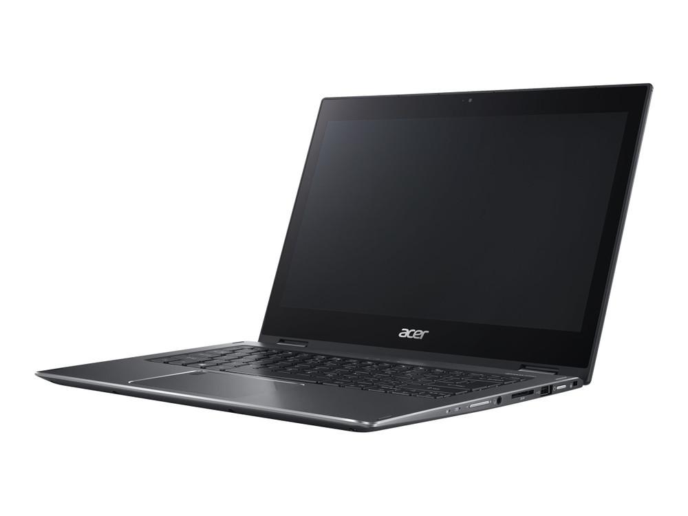 "Acer Spin 5 - 13.3"" Laptop Intel i7-8550U 1.80GHz 8GB Ram 256GB SSD Windows 10 Pro | SP513-52N-8326"