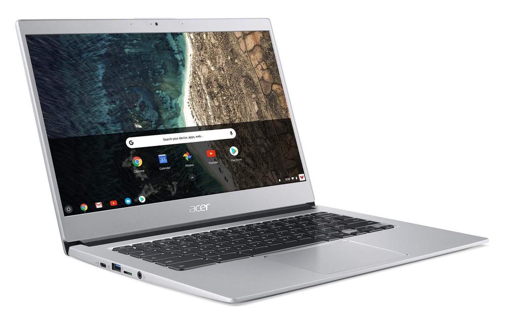 "Acer Chromebook 514 - 14"" Intel Celeron N3450 1.1GHz 4GB Ram 64GB Flash Chrome OS | CB514-1HT-C7AZ"