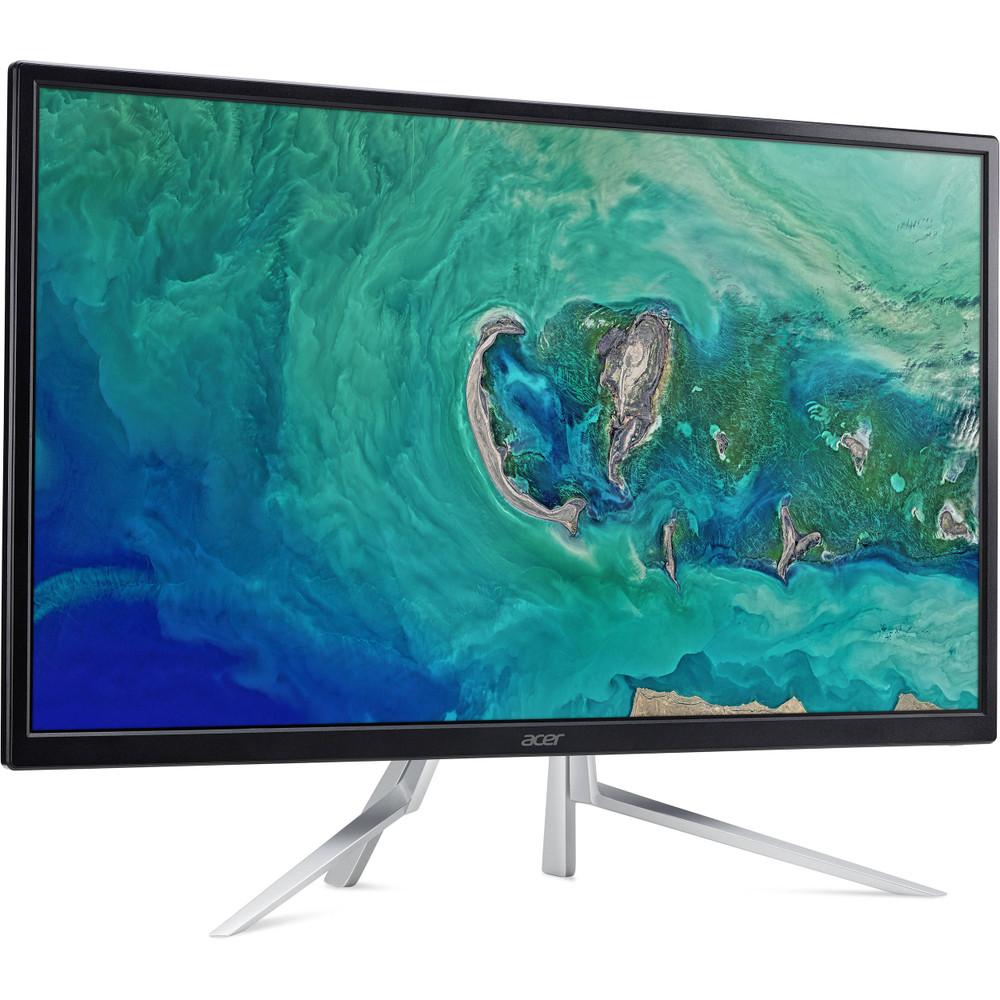 "Acer ET2 - 31.5"" Monitor Display WQHD 2560x1440 75 Hz 250 Nit | ET322QU Abmiprx | Scratch & Dent"