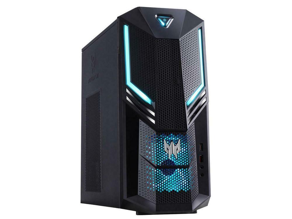 Acer Predator Orion 3000 Desktop Intel i7-8700 3.20 GHz 32GB Ram 2TB HDD 256GB SSD Windows 10 Home | PO3-600-UC11