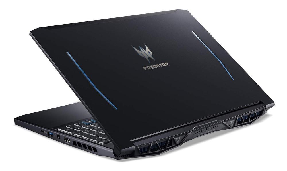 Acer Predator Helios 300 15 6 Laptop Intel I7 9750h 2 60ghz Nvidia Geforce Gtx 1660ti 6gb 16gb Ram 256gb Ssd Windows 10 Home Ph315 52 78vl