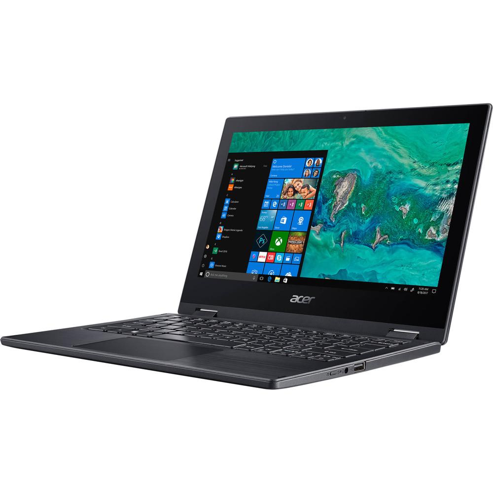 "Acer Spin 1 - 11.6"" Laptop Intel Pentium Silver N5000 1.10 GHz 4 GB Ram 64 GB Flash Windows 10 Home | SP111-33-P1XD"
