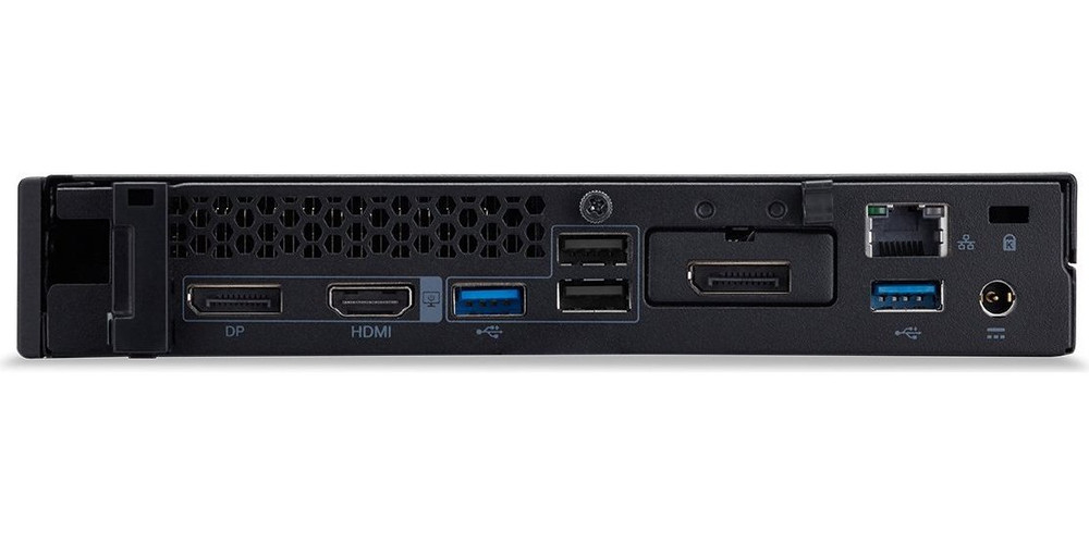 Acer Veriton N Desktop Intel i3-8100T 3.10 GHz 4GB Ram 500GB HDD Windows 10 Pro   VN4660G-I3810TH1