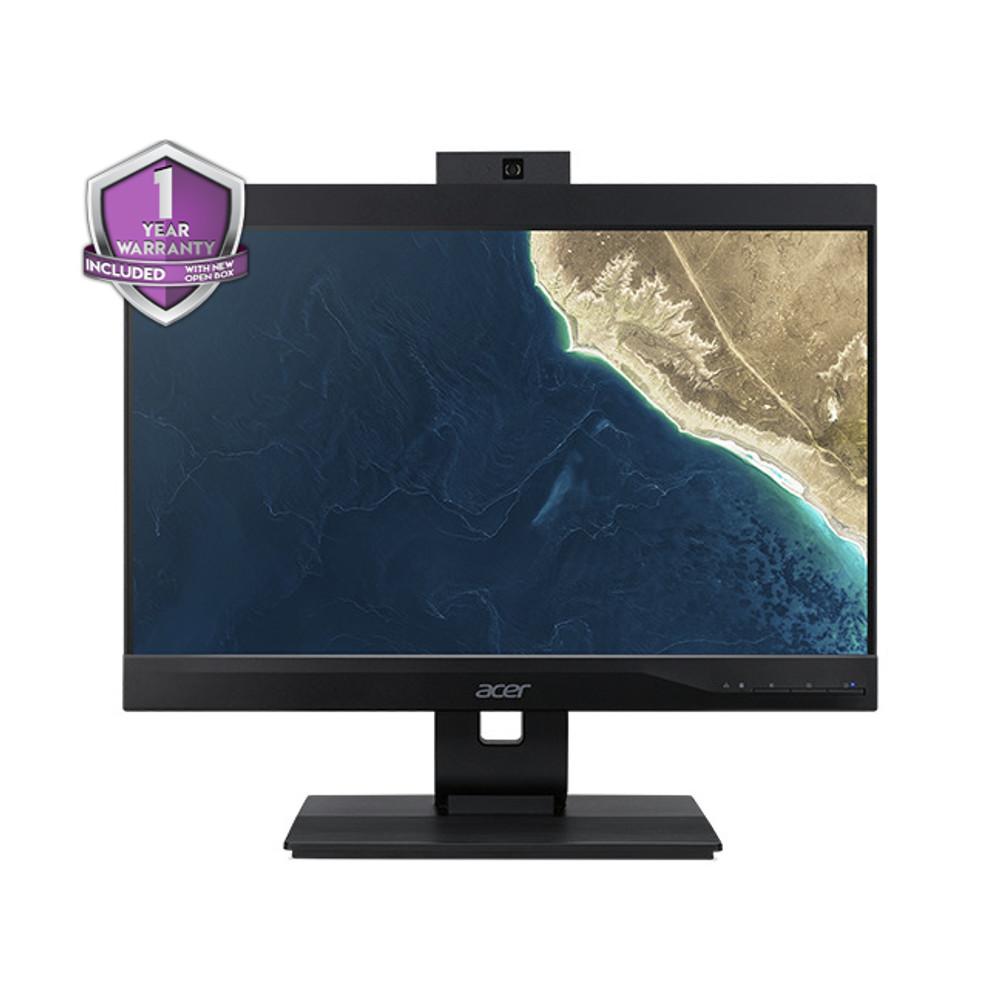 "Acer Veriton Z4660G - 21.5"" All-In-One Intel i5-8500 3GHz 8GB Ram 256GB SSD Windows 10 Pro   VZ4660G-I5850S1   New Open Box"