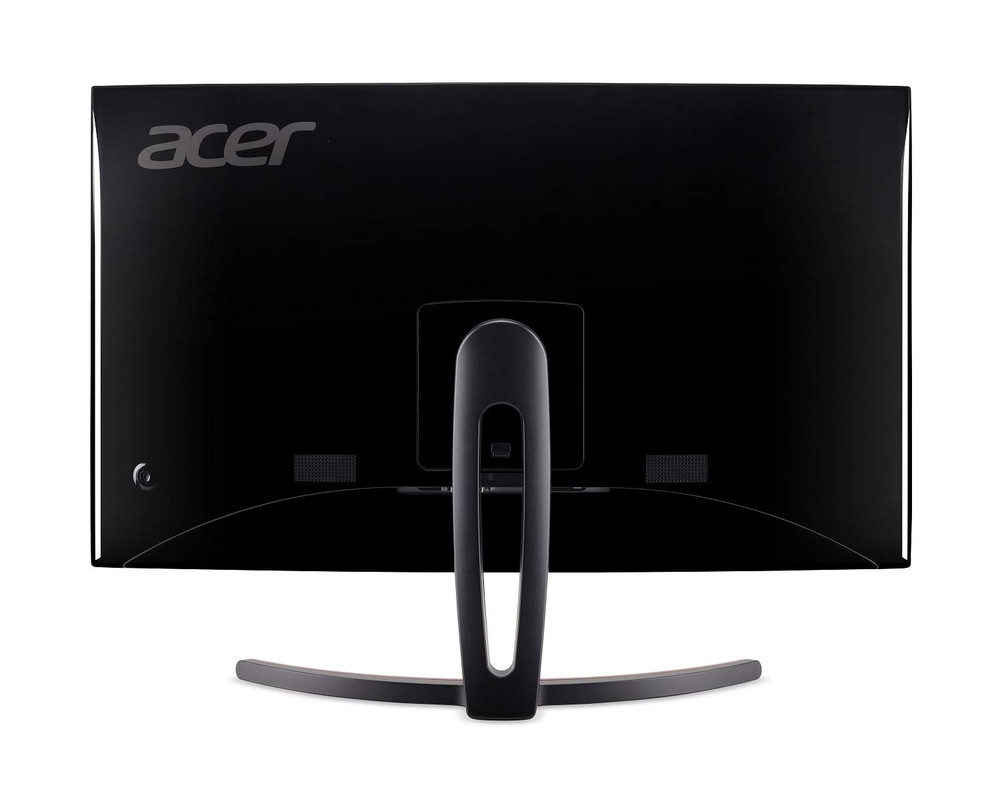 """Acer ED3 - 27"""" Curved Widescreen Monitor WQHD 2560 x 1440 4 ms GTG 144Hz 270 Nit AMD Free-Sync Vertical Alignment (VA) 