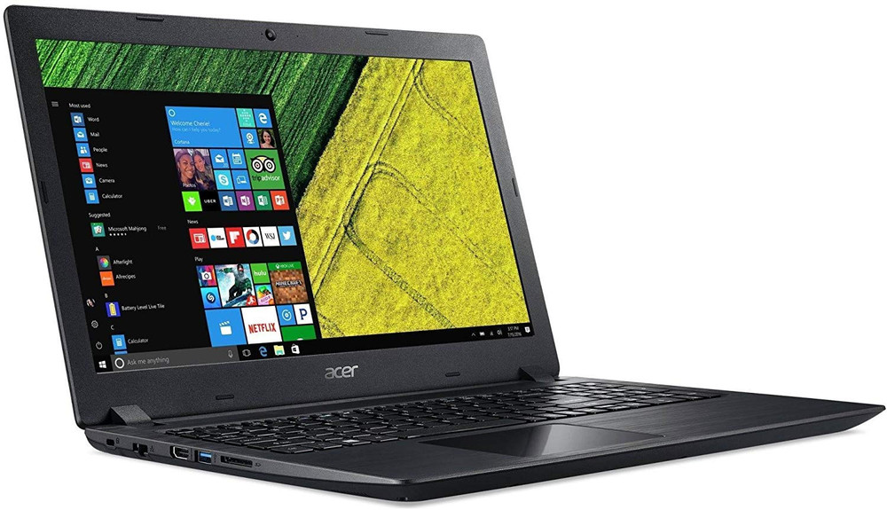 "Acer Aspire 3 - 15.6"" Laptop AMD A-Series A6-9220e 1.60 GHz 8GB Ram 1TB HDD Windows 10 Home | A315-21-63F1"