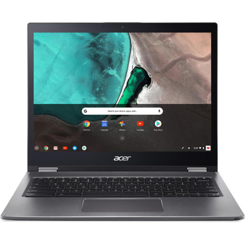 "Acer Chromebook Spin 13 - 13.5"" Chromebook Intel Core i5-8250U 1.60 GHz 8GB Ram 64GB Flash Chrome OS | CP713-1WN-55HT"