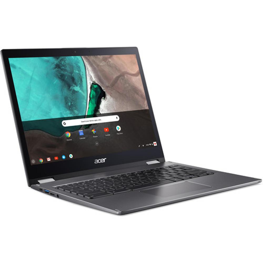 "Acer Chromebook Spin 13 - 13.5"" Chromebook Intel Core i5-8250U 1.60 GHz 8GB Ram 64GB Flash Chrome OS   CP713-1WN-55HT"