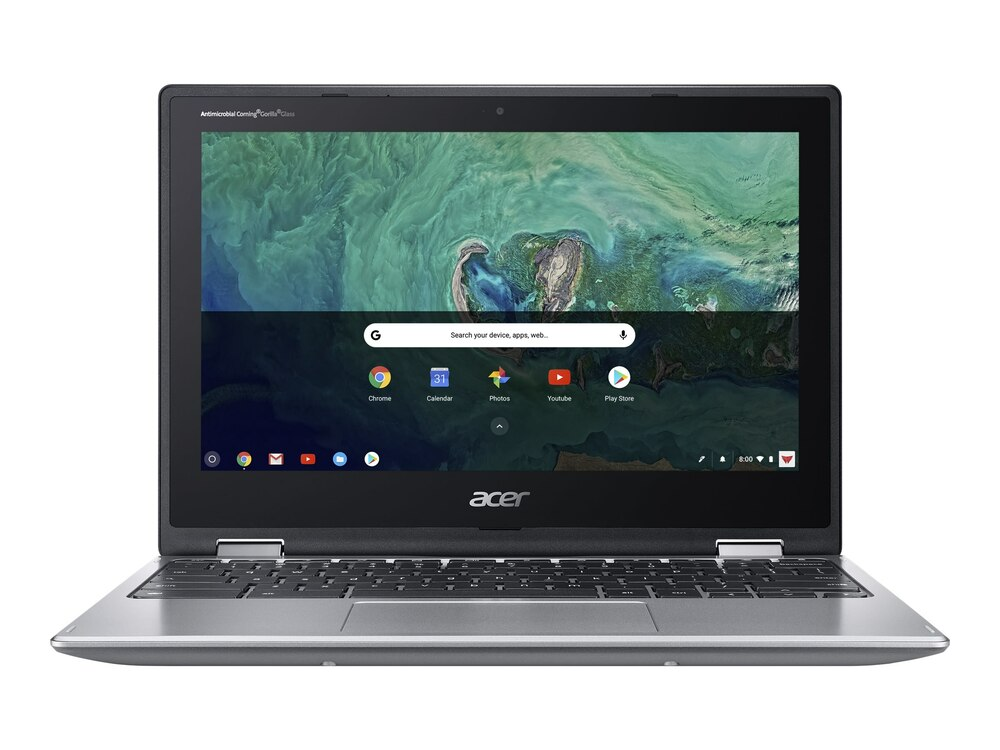 "Acer Chromebook Spin 11 - 11.6"" Intel Celeron N3350 1.10 GHz 4GB Ram 32GB Flash Chrome OS   CP311-1H-C1FS   Scratch & Dent"