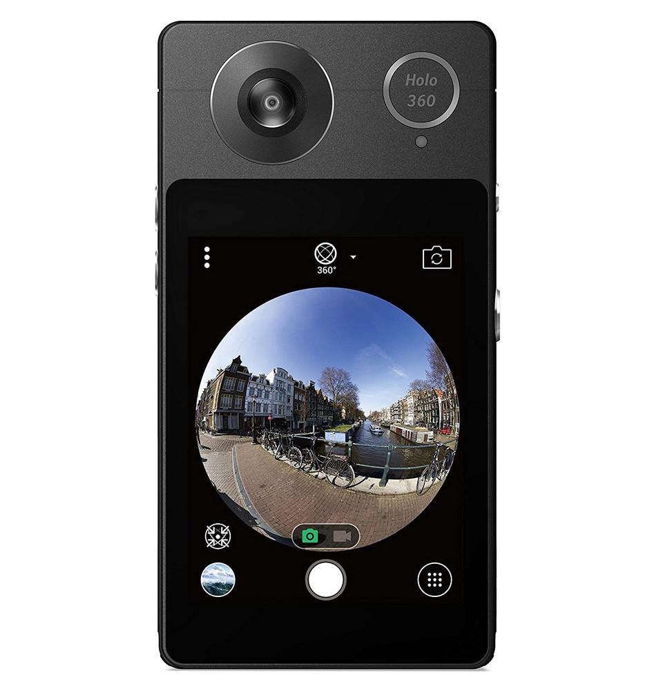 Acer Holo360 4K 360 Degree Camera   Holo360 4K 360-Degree Camera