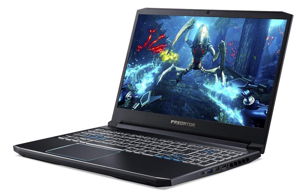 Acer Predator Helios 300 - Intel Core i7-9750H 2.60GHz 16GB Ram 256GB SSD Windows 10 Home | PH315-52-78VL | Scratch & Dent