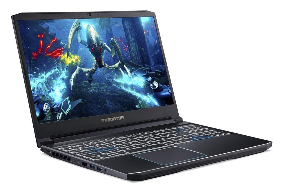 Acer Predator Helios 300 - Intel Core i7-9750H 2.60GHz 16GB Ram 256GB SSD Windows 10 Home   PH315-52-78VL   Scratch & Dent