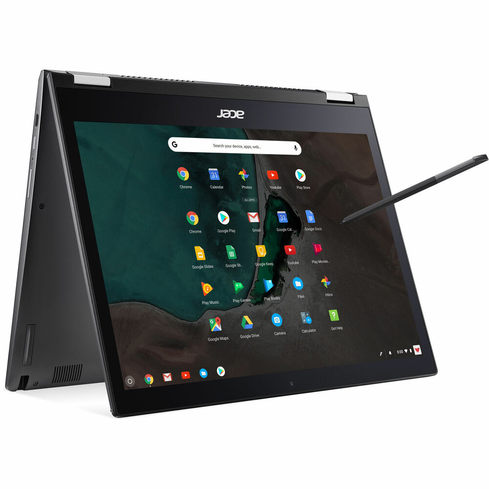 "Acer Chromebook Spin 13 - 13.5"" Intel Core i5-8250U 1.60GHz 16GB Ram 128GB Flash Chrome OS   CP713-1WN-59KY"