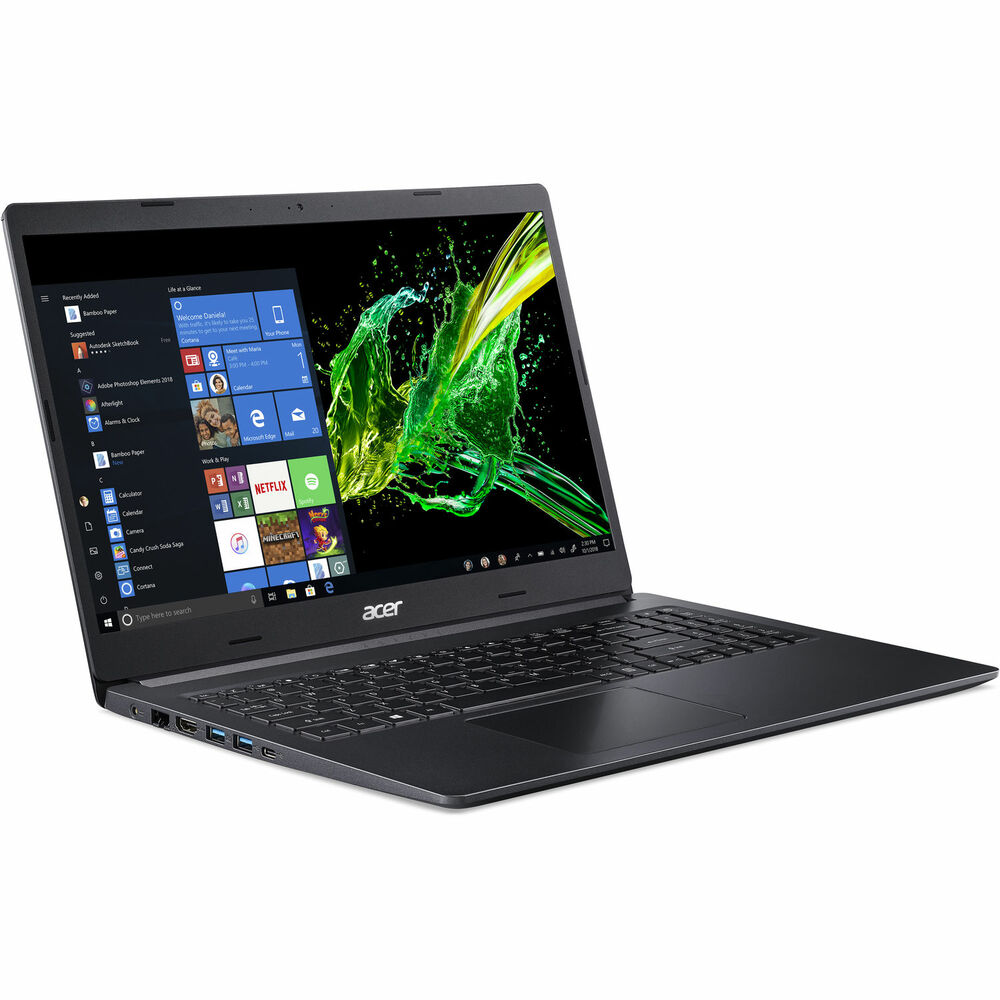 "Acer Aspire 5 - 15.6"" Intel Core i3-8145U 2.10 Ghz 4GB Ram 128GB SSD Windows 10 Home | A515-54-30BQ"