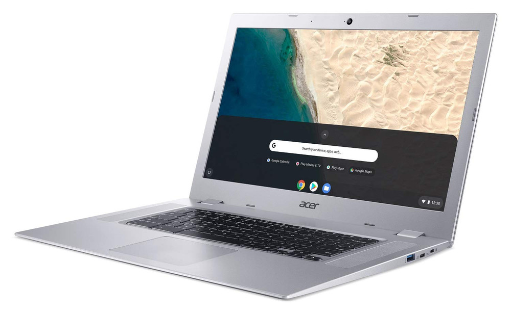 "Acer Chromebook 315 - 15.6"" AMD A4-9120C 1.60 GHz 4 GB Ram 32 GB Flash Chrome OS 