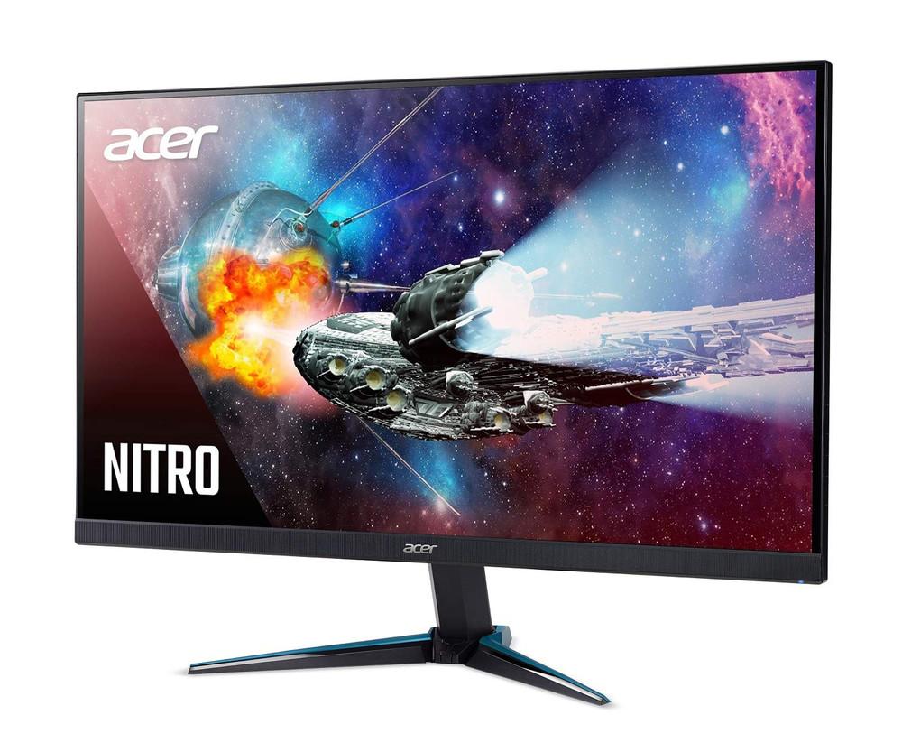 "Acer Nitro VG0 - 23.8"" Widescreen Monitor WQHD 2560 x 1440 1 ms VRB 300 Nit AMD Free-Sync IPS (In-Plane Switching)   VG240YU bmiipx"